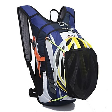 Outdoor LOCAL LION Cycling Backpack 18 L - Waterproof Laptop Packs Outdoor Camping / Hiking Fishing Climbing Terylene Red Green Blue