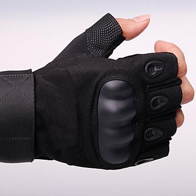 taktické rukavice armáda vojenské venkovní pánské full finger motocyklové  kolo pracovní kožené rukavice posilovna palčáky 4223519 2019 –  12.99 07d8839f06