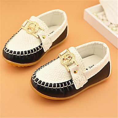 8842f4ad9a2 Παπούτσια για το μωρό - Μοκασίνια - Καθημερινά - Δερματίνη - Μαύρο / Μπλε / Άσπρο  4067498 2019 – $12.99