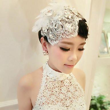 povoljno Party pokrivala za glavu-Opeka barrette s 1 Vjenčanje / Special Occasion Glava
