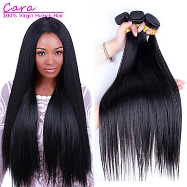 3pcs lot brazilian virgin hair straight human hair extensions 3pcs lot brazilian virgin hair straight human hair extensions natural black hair weaves 2827918 2017 7800 pmusecretfo Images