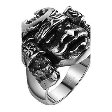 Ανδρικά Δαχτυλίδι Cubic Zirconia Ανοξείδωτο Ατσάλι Ζιρκονίτης Τιτάνιο  Ατσάλι Επάργυρο Κοσμήματα Καθημερινά Causal Αθλητικά 5521817 2019 –  8.99 740103c051d