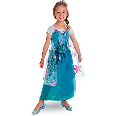 Prinsessa Cosplay Kostymer Dräkter Barn Jul Halloween Barnens Dag Festival    högtid Halloweenkostymer 4355416 2019 –  26.99 21ce716cf49ec