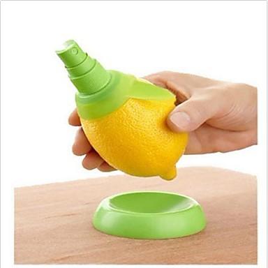 1 st Citron manuell Juicer For för frukt Plast Kreativ Köksredskap Hög kvalitet Originella