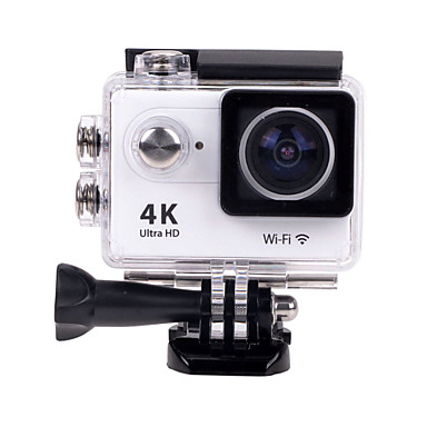 cheap Sports Action Cameras-EOSCN H9 Sports Action Camera Gopro Gopro & Accessories Outdoor Recreation vlogging WiFi / 4K 32 GB 12 mp 4x 2560 x 1920 Pixel / 3264 x 2448 Pixel / 4000 x 3000 Pixel 2 inch CMOS H.264 Single Shot