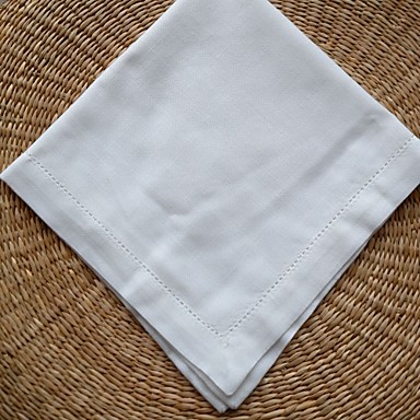 Bulk Monogrammed Wedding Napkins Embroidered Cloth Linens Gift Mapkins Cotton 4360898 2018 2 01