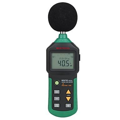 levne Testovací, měřící a kontrolní vybavení-MASTECH ms6700 měřič úrovně zvuku v digitální podobě