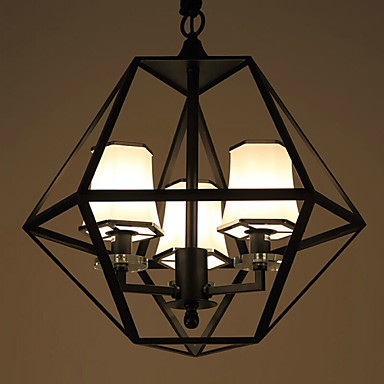241 49 Ecolight Pendant Lights 3 Country Living Room Study Entry Hallway Outdoors Metal