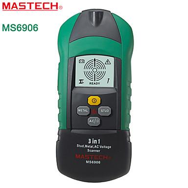 voordelige Test-, meet- & inspectieapparatuur-Mastech-ms6906- multifunctionele detector spanning + + metaal detecteren hout detectie materiaal lokalisatie