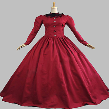 Victorian Ball Gown Halloween Costumes | Victorian Medieval Costume Women S Dress Party Costume Masquerade