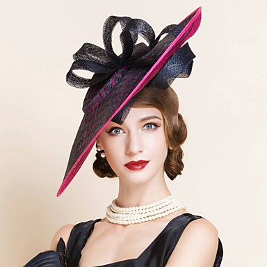 5a215af0 Women's Flax Headpiece - Wedding / Special Occasion Hats 1 Piece 4338333  2019 – $44.99