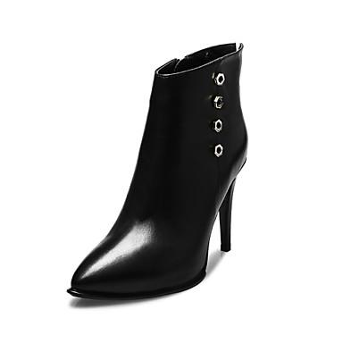 edbb0d4bd Calçados Femininos - Botas - Coturno / Bico Fino / Botas da Moda - Salto  Agulha
