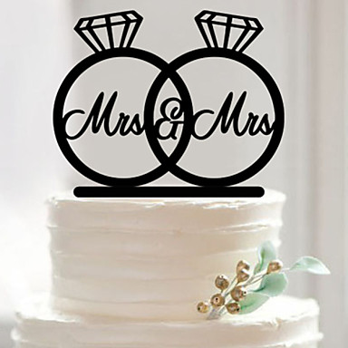 Cake Topper Garden Theme Asian Theme Floral Theme Butterfly Theme Classic Theme Fairytale Theme Rustic Theme Acrylic Wedding Anniversary