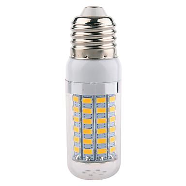 1st 4 W LED-lampa 1600 lm E14 G9 GU10 T 69 LED-pärlor SMD 5730 Dekorativ Varmvit Kallvit 220-240 V 110-130 V / 1 st / RoHs