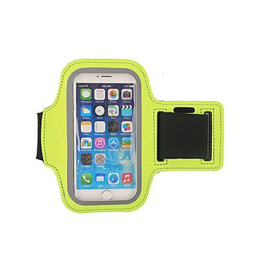 HAISKY Armband Mobilväska Running Pack för Löpning Racing Cykling / Cykel Jogging Sportväska Pekskärm Bärbar Telefon / Iphone Terylen Löparbälte / iPhone X / iPhone XS Max / iPhone XS / iPhone XR