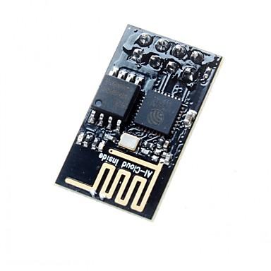uppgraderad version esp-01 esp8266 serie wifi trådlös modul trådlös transceiver för Arduino / hallon pi