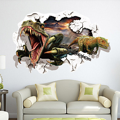 3D Sticker Wall Dinosaur Stickers For Dining Room Kid Room Decorations Wall  Decals Wall Art Decor 4639359 2017 U2013 $11.99 Part 56