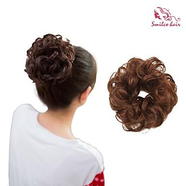 Smilco Hair Free Style Hair Curler Wig Puff Bud Elastic Hairbands Hair Ties Women  Hair accessories Hair Bands 4609172 2019 –  8.99 0e3c530ec