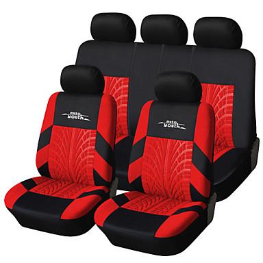 billige Interiørtilbehør til bilen-Setetrekk til bilen Setetrekk Grå / Rød / Blå tekstil Vanlig Til Volvo / Volkswagen / Toyota