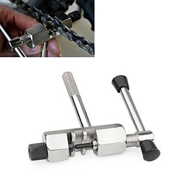 billige Sykkeltilbehør-Kjede Rivet Extractor Praktiskt Til Fjellsykkel Vei Sykkel Sykling / Sykkel BMX TT Sykling Stål Sølv 1 pcs