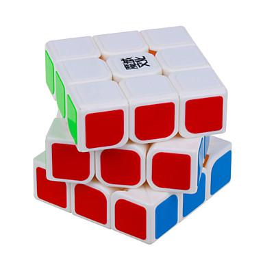 Magic Cube IQ-kub 3*3*3 Mjuk hastighetskub Magiska kuber Pusselkub professionell nivå Hastighet Klassisk & Tidlös Barn Vuxna Leksaker Flickor Present