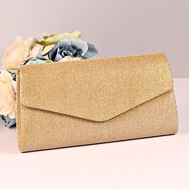 e3ff1aa21873 Női Táskák Műanyag Estélyi táska mert Esküvő / Party / Előírásos Fekete /  Ezüst / Mandula 4594497 2019 – $9.09