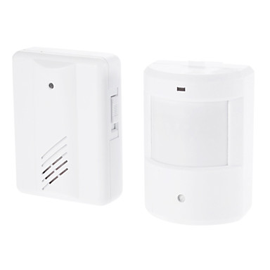 Beautiful Wireless Motion Sensor Detector Alarm Infrared Alert System For Driveway  Patrol Garage 400 Ft 1285874 2018 U2013 $9.99