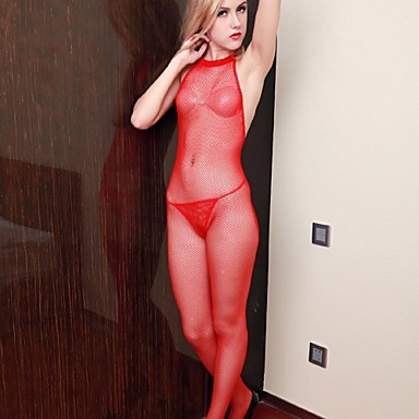 Ultra hot lingerie model