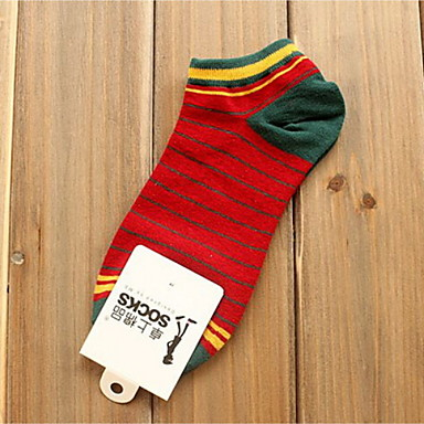 955ab1c9a The Trend Of Men s Casual Cotton Candy Thick Stripes Socks (Color Random)  4692043 2019 –  29.90