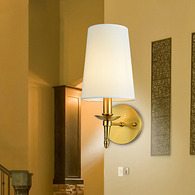 108 09 Modern Metal Wall Lights Simple Kitchen Wall Lamps Bar Cafe Hallway Balcony Wall Lamp
