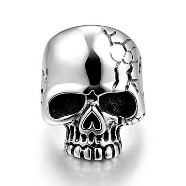 smykker med dødningehoveder