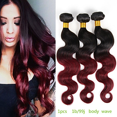 Ombre peruvian virgin hair ombre burgundy hair body wave wavy ombre peruvian virgin hair ombre burgundy hair body wave wavy ombre hair extensions red wine 100 human hair extensions 4738179 2017 2287 pmusecretfo Images