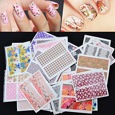 30pcs-foreign-hot-manicure-stickers-wholesale-nail-stickers-decals-manicure-watermark-set-of-30-mixed