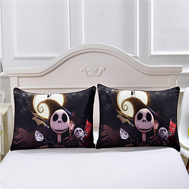 Free Shipping Nightmare Before Christmas Pillow Case Cover Gifts