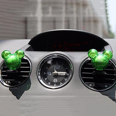 levne Doplňky do interiéru-2ks náhodný tvar vůně auto otvor osvěžovač vzduchu výstupní parfém