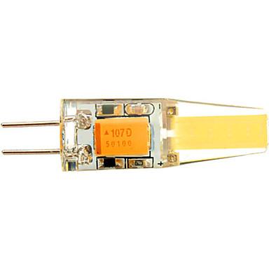 preiswerte Beleuchtung-YWXLIGHT® 1pc 4 W LED Doppel-Pin Leuchten 250-350 lm G4 T 2 LED-Perlen COB Dekorativ Warmes Weiß Kühles Weiß Natürliches Weiß 12 V 24 V / 1 Stück / RoHs