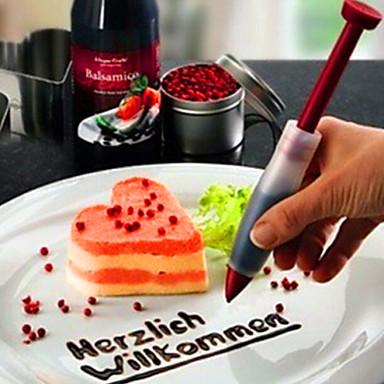 Bakeware verktyg Plast GDS (Gör det själv) Tårta Cake Moulds 1st