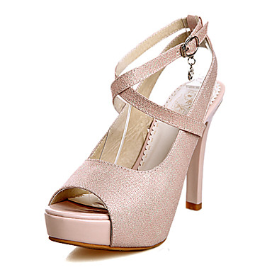 735cc40d3a1 Γυναικεία παπούτσια - Πέδιλα - Γραφείο & Δουλειά / Φόρεμα / Καθημερινά /  Πάρτι & Βραδινή Έξοδος - Τακούνι Στιλέτο -Με Τακούνι / Peep Toe 4783401  2019 – ...
