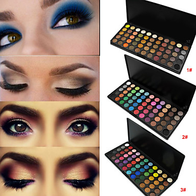 55 Eye Normal Shadow Powder Smokey Makeup Party Makeup Halloween Makeup
