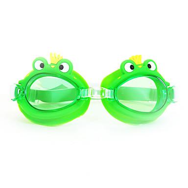 Simglasögon Vattentät Justerbar storlek En storlek passar alla Kiselgel PC Grön Rosa Blå Grön Rosa Blå