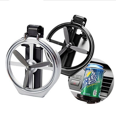 levne Doplňky do interiéru-ziqiao zásuvka univerzální auto auto vítr vzduch držák na láhev držák na pití pohár