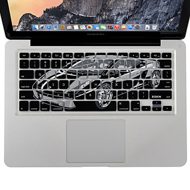 XSKN laptop tangentbord silikon skal hud film till MacBook Pro / macbook air 13