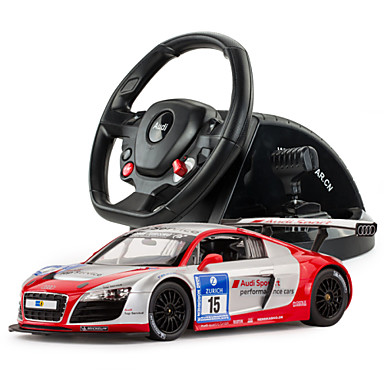 RASTAR AUDI R RC Cars Electric Remote Control Toys CH Radio - Audi remote control car