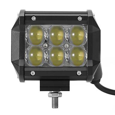 preiswerte Taglichter-6pcs Auto Leuchtbirnen 30 W 3000 lm 36 LED Arbeitsscheinwerfer Für