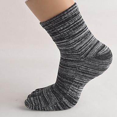 3df3a6da394 Pánské Ponožky Prstové ponožky Jóga Prodyšné Bílá   Šedá   Černá 4848690  2019 –  9.99