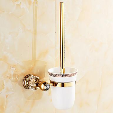 Toalettborsthållare Nyklassisistisk Zink Alloy 1 st - Hotellbad