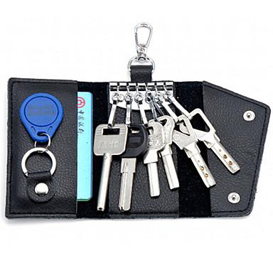 levne Organizéry do auta-pánské multifunkční kožený klíčové tašky populární speciální balíček high-grade karta