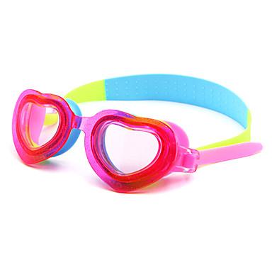 Simglasögon Vattentät Anti-Dimma Kiselgel PC Vit Blå Purpur Röd Blå Mörkblå