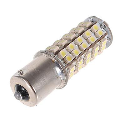 preiswerte Auto LED Lichter-4 in1 1156 / ba15s 68 LED SMD weiße Glühlampe (DC 12V)
