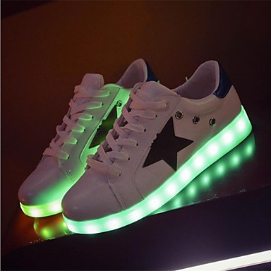 21 89 Led Light Up Shoes 8 Colors Luminous Shoes Men Women Unisex Couple Sneakers Fashion Casual Flat Shoes Usb Charging